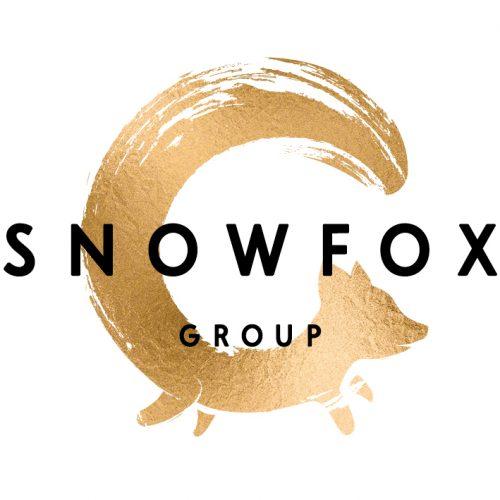 SNOWFOX_Primary_Logo_Gold_Foil_RGB BLACK